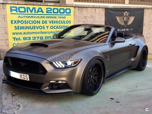 FORD Mustang 5.0 TiVCT Vcv Mustang GT A.Conv. 2p.