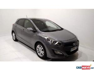 Hyundai i crdi 110hp tecno sky p '15 de segunda