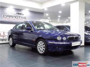 Jaguar x-type 2.5 v6 executive '03 de segunda mano