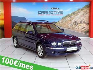 Jaguar x-type wagon 2.5 v6 executive '04 de segunda mano