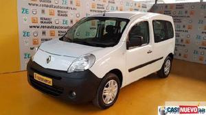 Renault kangoo combi profesional 1.5dci 85cv '11 de segunda