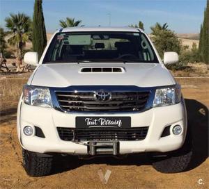 Toyota Hilux 2.5 D4d Cabina Doble Gx 4p. -14