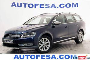 Volkswagen passat alltrack 2.0 tdi 140cv bmt 5p de segunda