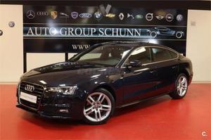 Audi A5 Sportback 1.8 Tfsi 170 Multi S Line Edit 5p. -13