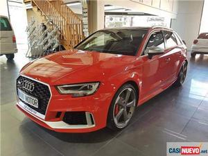 Audi rs3 sportback 2.5tfsi 400cv quattro s-tronic '17 de