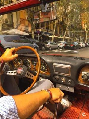 Fiat 850 Sport Spider Bertone