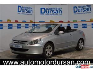 Peugeot  cc 2.0i cabrio coupe llantas sens. par -