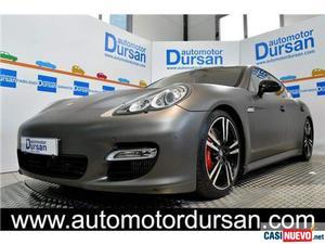 Porsche panamera panamera turbo sport chrono plus 4wd