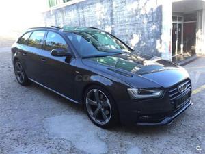 Audi A4 Avant 3.0 Tdi 204 Multron S Line Edition 5p. -14