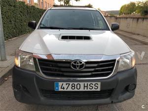 Toyota Hilux 2.5 D4d Cabina Doble Gx 4p. -13