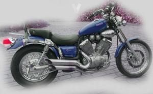 Despiece Yamaha Virago XV 535