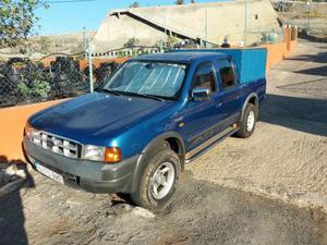 FORD Ranger 2.5 TDI XLT -02