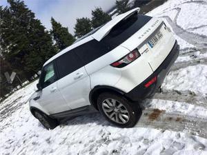 Land-rover Range Rover Evoque 2.0l Ed4 Diesel 150cv 4x2 Pure