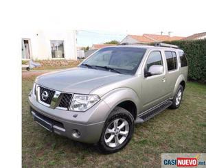 Nissan pathfinder de segunda mano