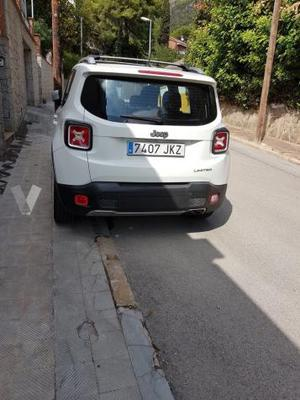 JEEP Renegade 1.6 Mjet Limited 4x2 -15