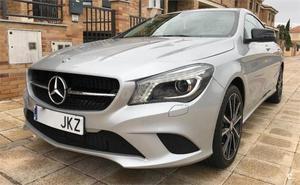 Mercedes-benz Clase Cla Cla 200 D 4p. -16