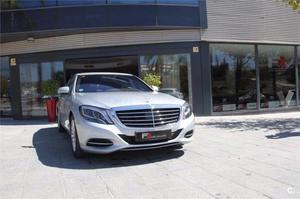 Mercedes-benz Clase S S 350 Bluetec 4p. -13