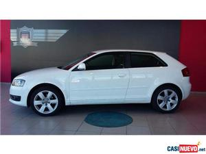Audi a3 1.6tdie attraction '10 de segunda mano