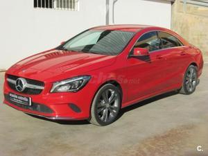 Mercedes-benz Clase Cla Cla 200 D 4p. -17