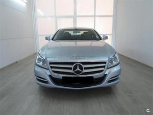 Mercedes-benz Clase Cls Cls 250 Cdi 4p. -13