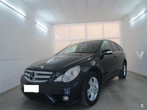 Mercedes-benz Clase R R 320 Cdi 4matic 5p. -07