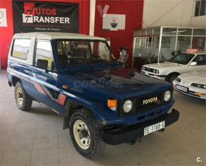 Toyota Hilux Hilux 2.5 Td Chassis Cabina 2p. -94