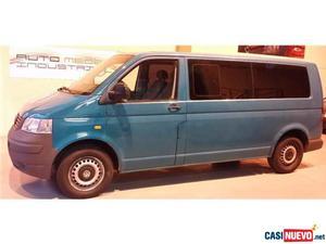 Volkswagen transporter kombi 2.5tdi 4m 174 ideal camper '04