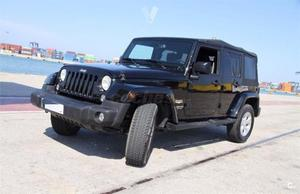 Jeep Wrangler Unlimited 2.8 Crd Sahara Auto 4p. -15