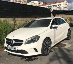 Mercedes-benz Clase A A 200 Cdi Urban 5p. -14
