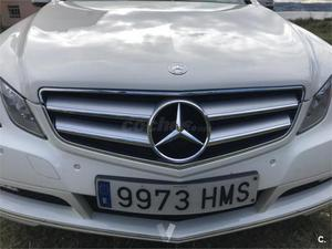 Mercedes-benz Clase E Coupe E 220 Cdi Blue Efficiency