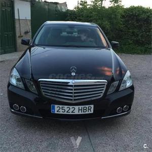 Mercedes-benz Clase E E 220 Cdi Be Elegance Estate 5p. -11