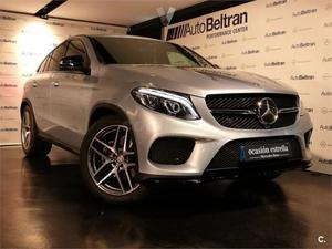 Mercedes-benz Clase Gle Coupe Gle 350 D 4matic 5p. -16