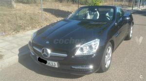 Mercedes-benz Clase Slk Slk 200 Blueefficiency 2p. -12