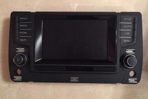Radio Cd y pantalla multimedia