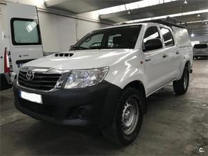 Toyota Hilux 2.5 D4d Doble Cabina Vx 4x4 4p. -14