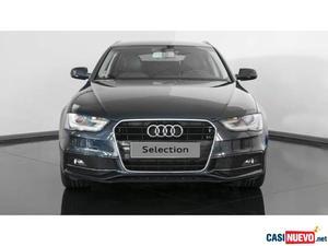 Audi a4 avant 2.0 tdi cd s line edition 110 de segunda mano