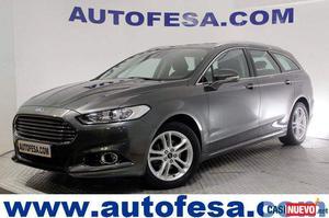 Ford mondeo sportbreak 2.0 tdci 150cv titanium 5p de segunda