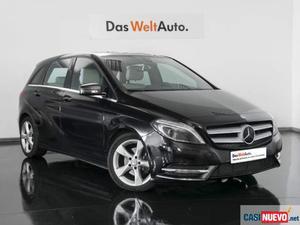 Mercedes-benz b 180 cdi be 7g-dct 80kw (109c de segunda mano
