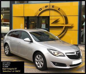 Opel Insignia St 1.6 Cdti Ss Ecoflex 136 Cv Selective 5p.