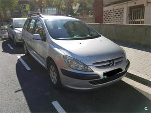 Peugeot 307 Break 2.0 Hdi 110 Xt 5p. -03