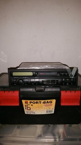 Radio seat AURA