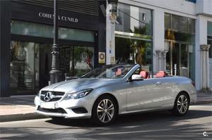 Mercedes-benz Clase E Cabrio E 220 Cdi 2p. -13