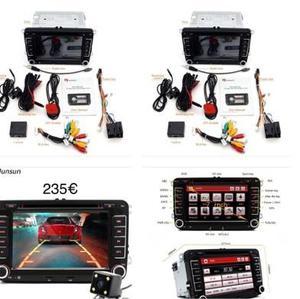 Pantalla coche 7 HD 2 din GPS