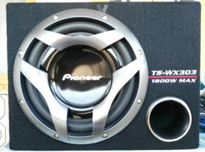 Subwoofer/bombo Pioneer WX303