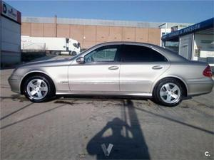 Mercedes-benz Clase E E 320 Cdi Avantgarde 4p. -02