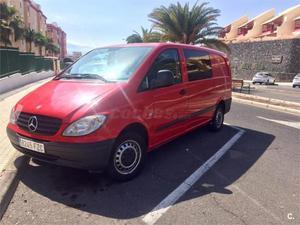 Mercedes-benz Vito 109 Cdi Vito L Larga 4p.