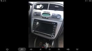 Pantalla multimedia radio gps dvd wolkswagen seat