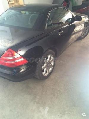Mercedes-benz Clase Slk Slk 230 Kompressor 2p. -00