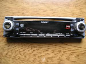 RADIO CD MP3 SONY CDX-MP30