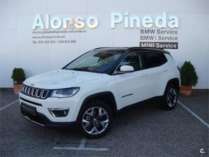 JEEP Compass 2.0 Mjet 103kW Limited 4x4 AD 5p.